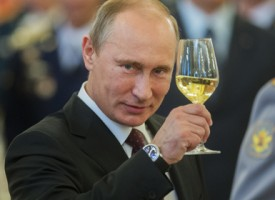 How President Putin returned the ownership of Sakhalin II to Russia