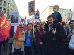 07 - Claude Roddier in Moscow