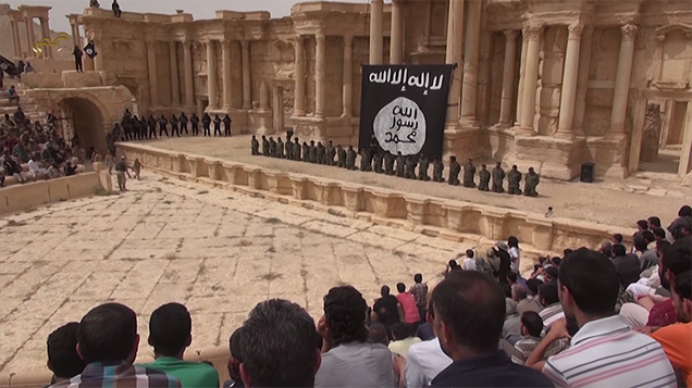 The Empire in Palmyra