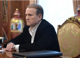Victor Medvedchuk to RT : Ukraine is a colony of the West and ruled by foreign governments