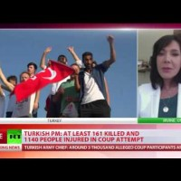 RT interviews Soraya Sepahpour-Ulrich on the failed coup in Turkey