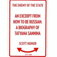 "Book ""The Enemy of the State"" by Scott is now out in ebook format"