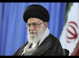 "Iranian Supreme Leader Ali Khamenei:""US stuck in region because of Iran's Islamic Revolution, revolutionary Islam"""