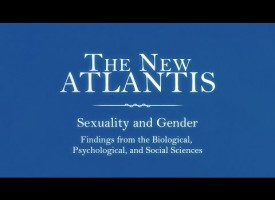 Sexuality and Gender — introduction to the New Atlantis report and full report