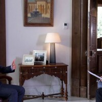 President al-Assad's interview to Associated Press Video